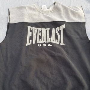 Vintage Everlast Sleeveless Shirt 90s